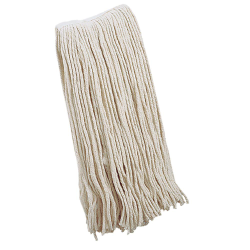 #24 White Cotton Blend Yarn Cut-End Libman® Wet Mop Head
