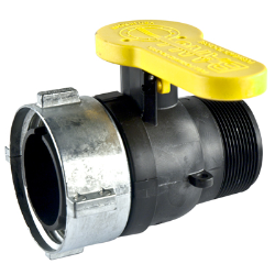 IBC Valves with Gaskets