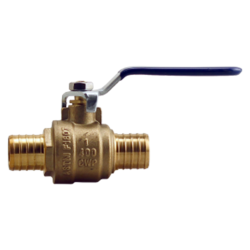 PEX Brass Ball Valves