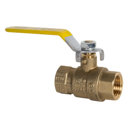 "1/2"" FNPT UL Listed Full Port Brass Ball Valve"