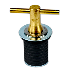 Turn-Tite Expandable Rubber Plug