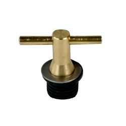 Turn-Tite Expandable Rubber Plugs