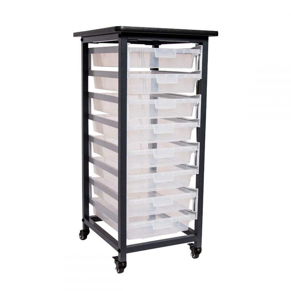 Luxor Mobile Bin Storage Units