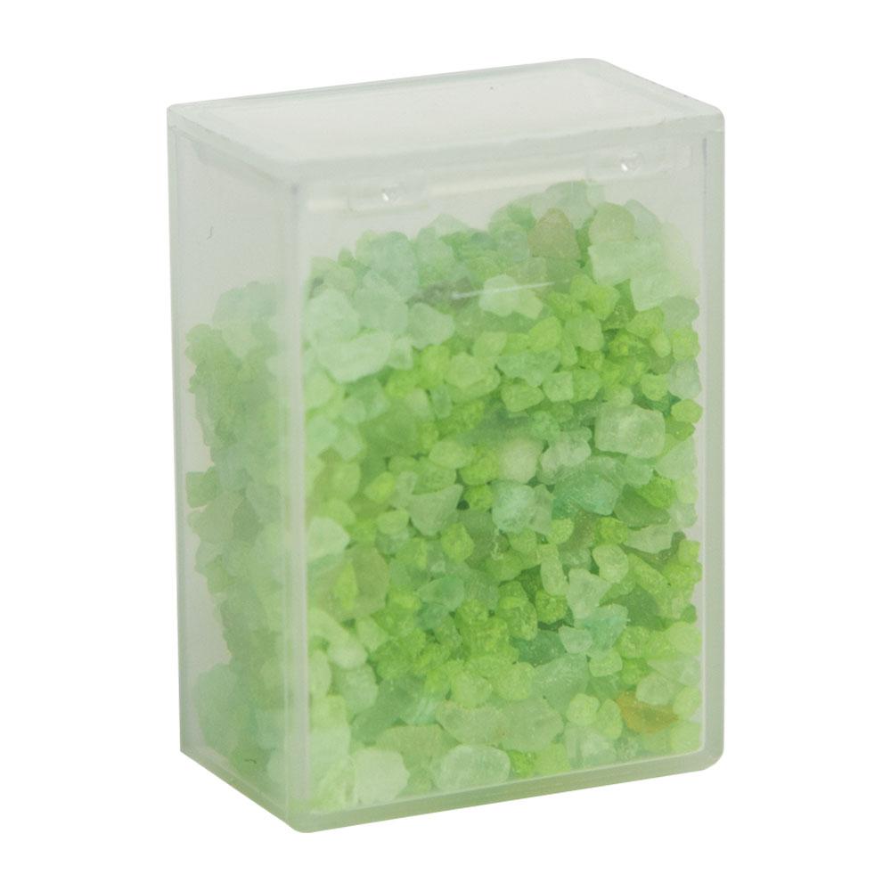 """4 Dram Translucent Flex-A-Top Box - 1.13"""" L x .69"""" W x 1.65"""" H"""