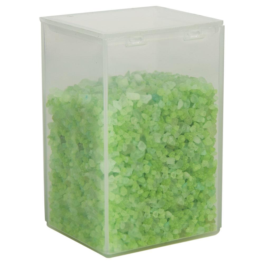 """19 Dram Translucent Flex-A-Top Box - 1.6"""" L x 1.39"""" W x 2.53"""" H"""