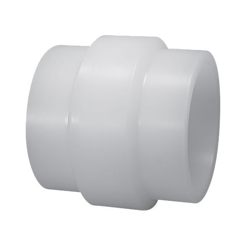 "1"" x 1/4"" Tap PP-Pure® Polypropylene Instrumentation Fitting"