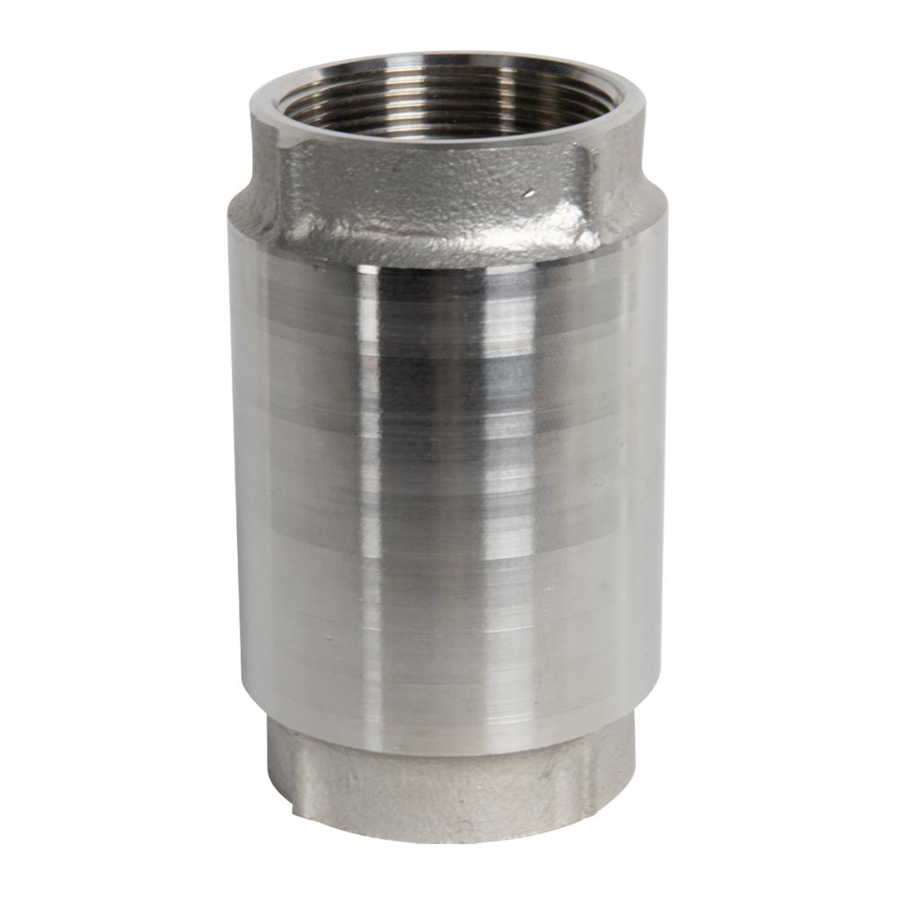 "1-1/2"" FNPT 304 Stainless Steel Check Valve"