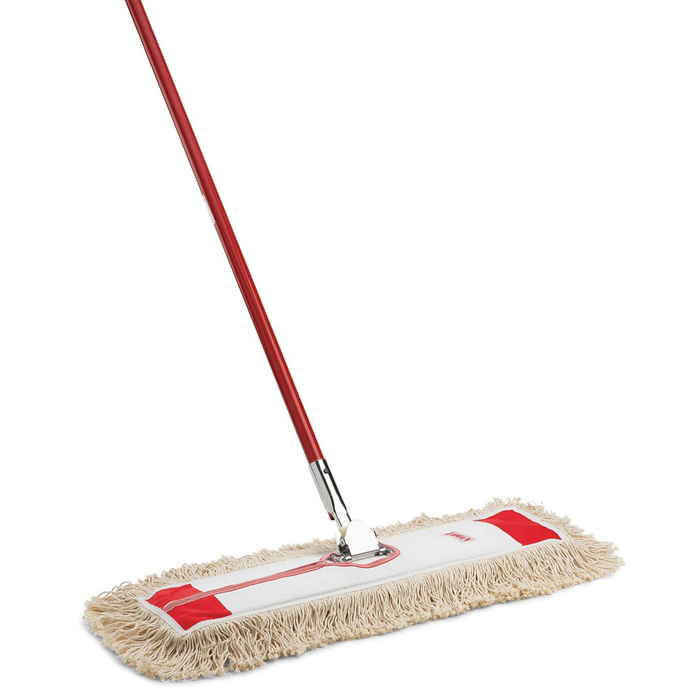 "24"" Libman® Commercial Dust Mop with Handle"