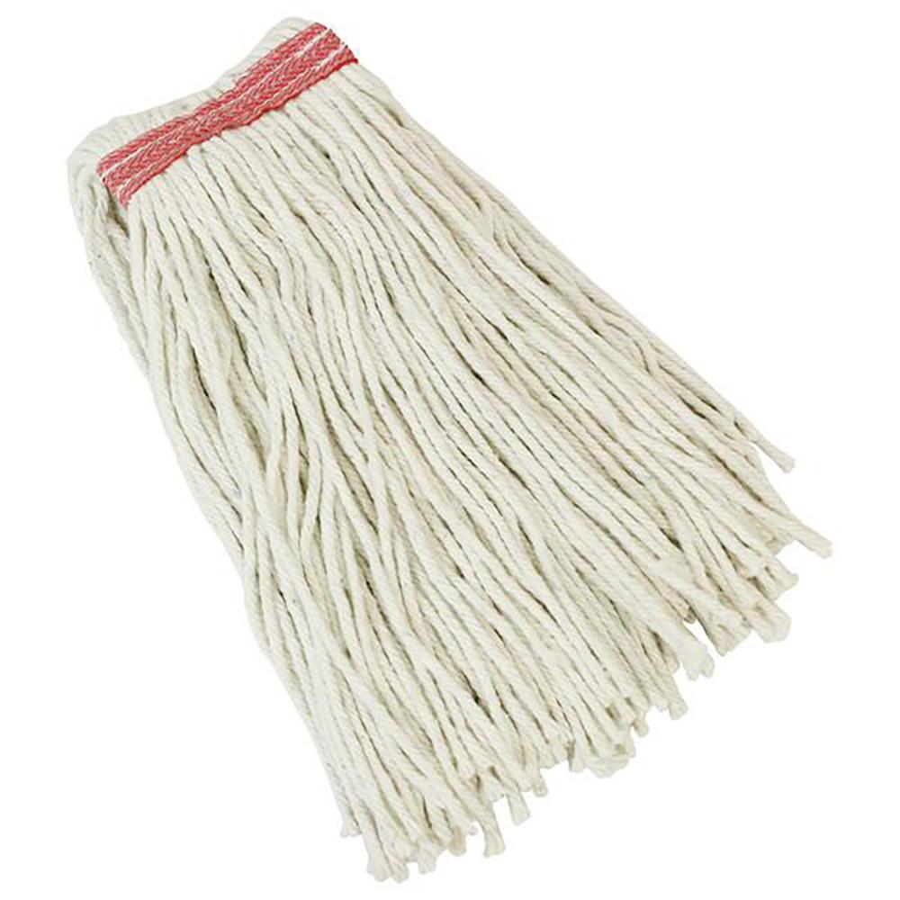 #16 White Cotton Blend Yarn Cut-End Libman® Wet Mop Head