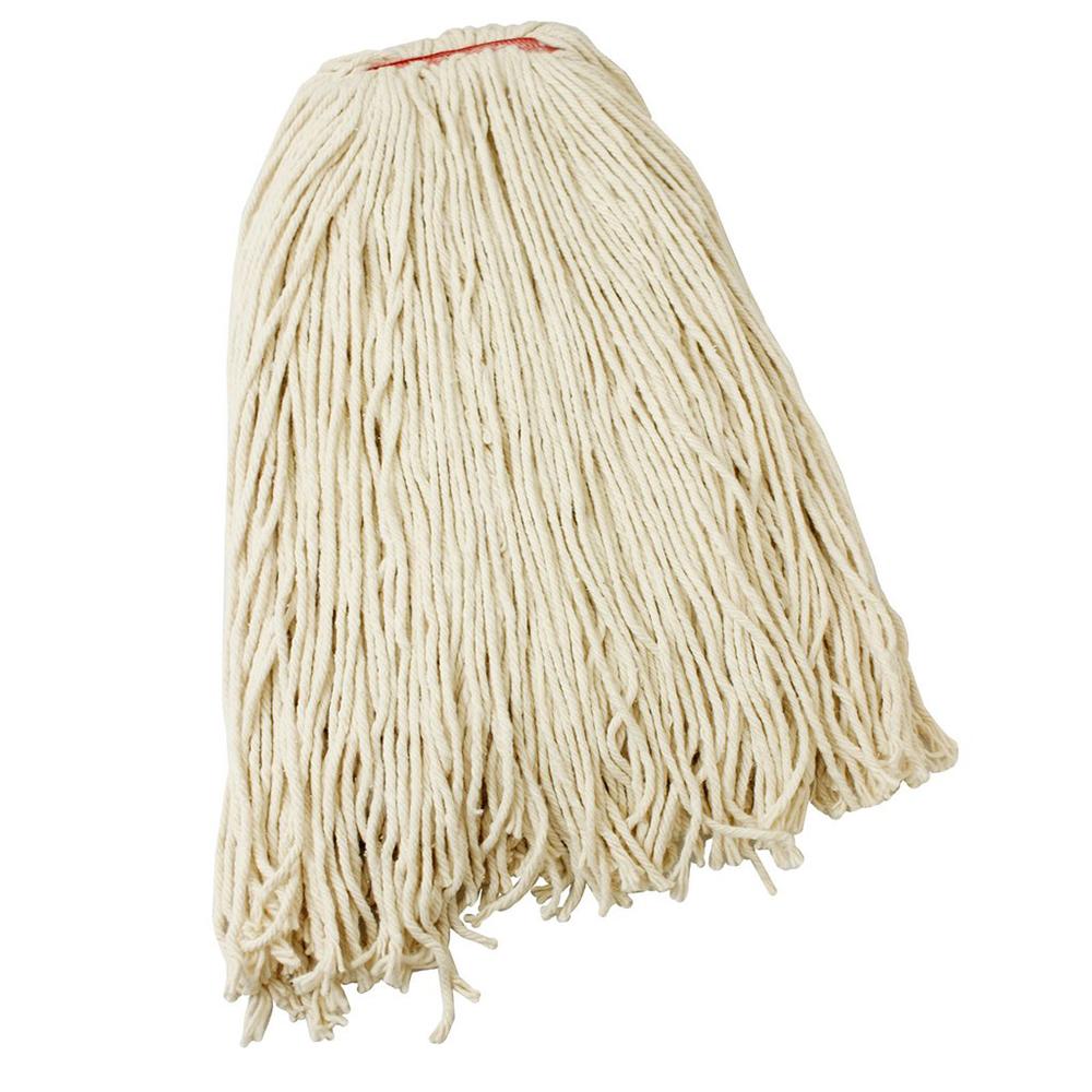 #32 White Cotton Blend Yarn Cut-End Libman® Wet Mop Head