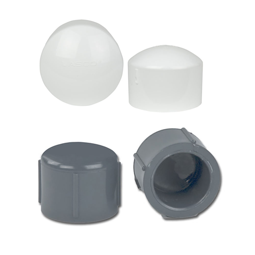 PVC Schedule 40 & 80 Socket  Caps
