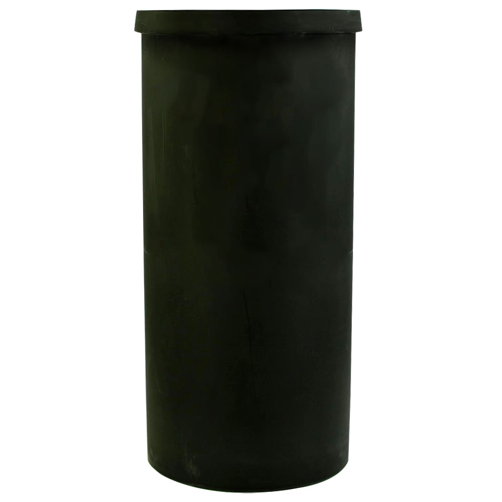 "35 Gallon Black Heavy Weight Tank - 19"" Dia. x 36"" High (Cover Sold Separately)"