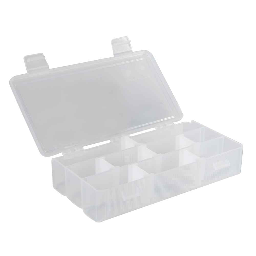 """Infinite Divider System™ w/6 Dividers/3 Compartments - 7"""" L x 4-1/16"""" W x 1-7/16"""" Hgt."""