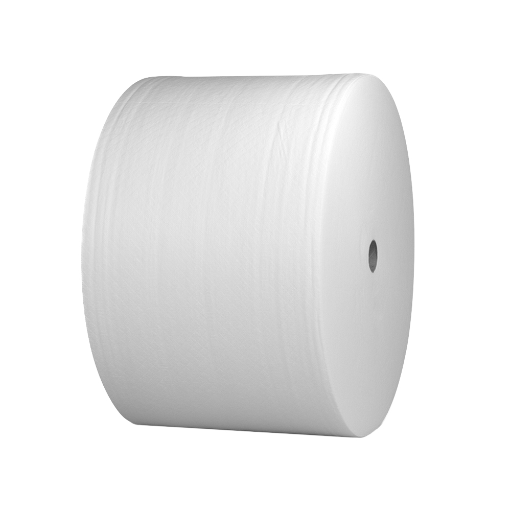 "13.1"" x 12.6"" White Medium-Duty Wipers 60 gsm - 910 Wipes/Jumbo Pack"