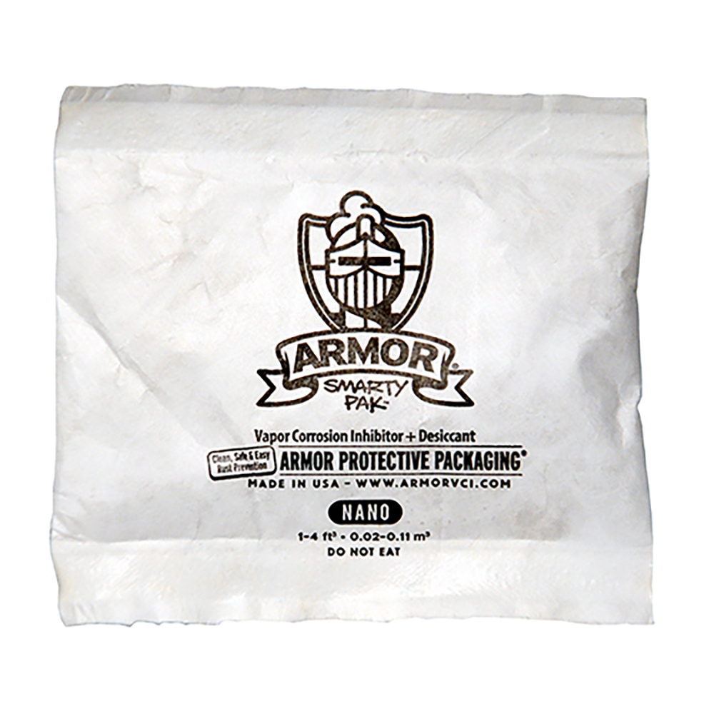 1/2 oz. ARMOR SHIELD™ Clay Tyvek® Desiccants - Bundle of 550