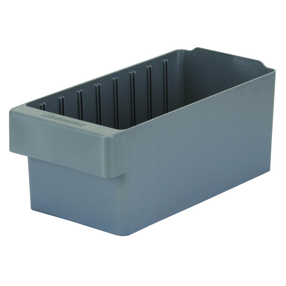 Gray AkroDrawer® Storage Drawers