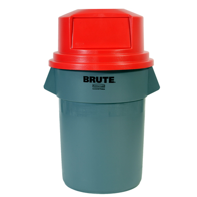 Rubbermaid® Round Trash Containers