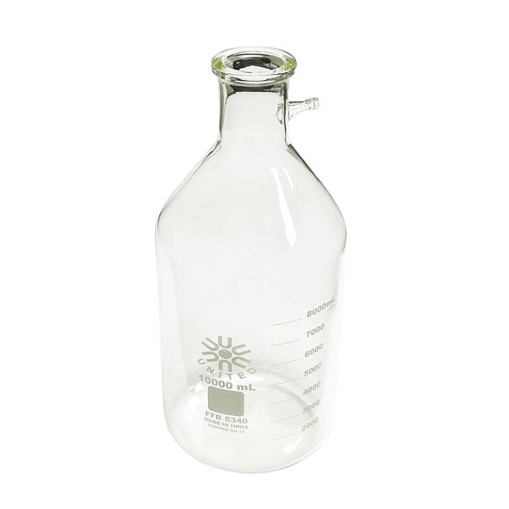 10000mL (10 Liter) Glass Filtering Flask