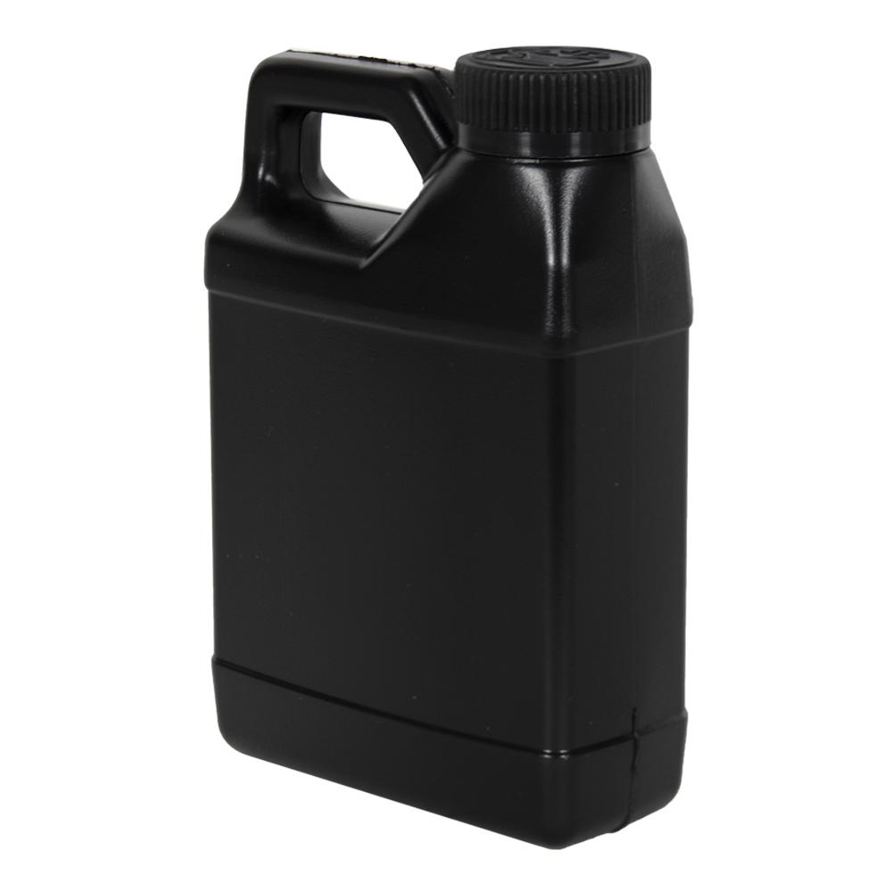 16 oz. Black F-Style Jug with 33/400 CRC Cap