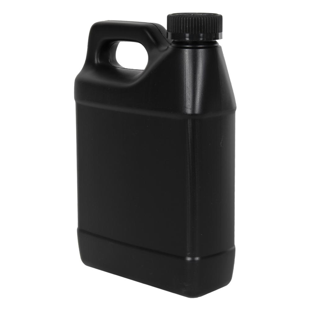 32 oz. Black F-Style Jug with 33/400 CRC Cap
