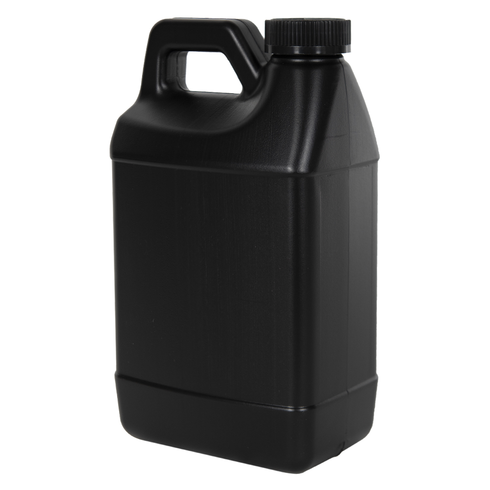 64 oz. Black F-Style Jug with 38/400 CRC Cap with F217 Liner
