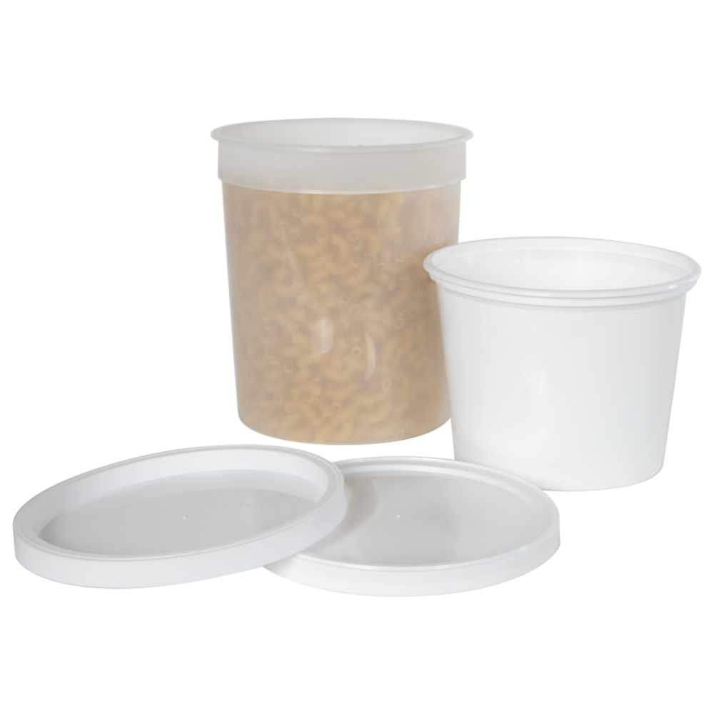 Z-Line Polypropylene Containers & Lids