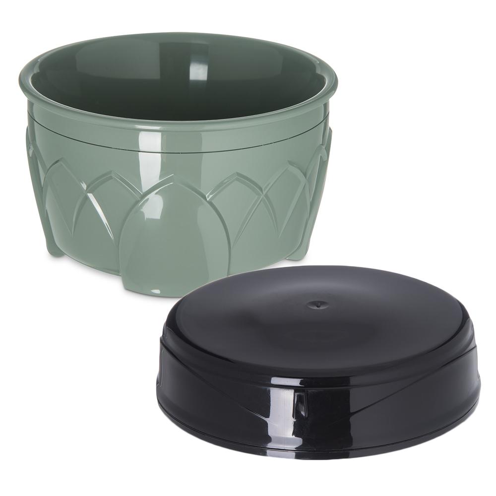 Dinex® Fenwick Soup Bowls & Lids