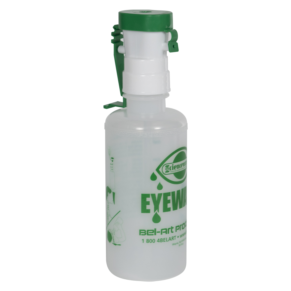 16 oz. Emergency Eyewash Bottle - Empty