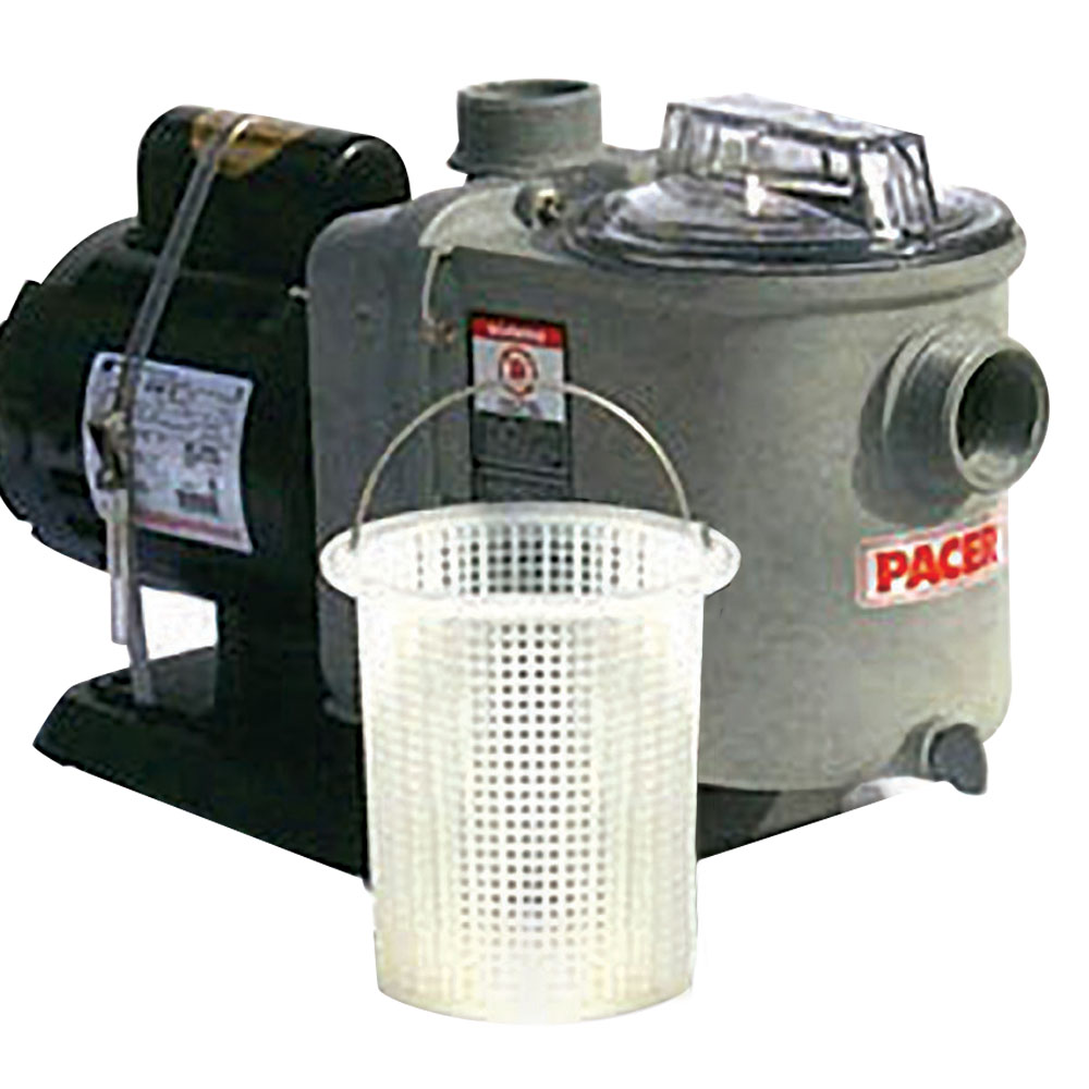 Pacer® Series G Horizontal Centrifugal Pumps