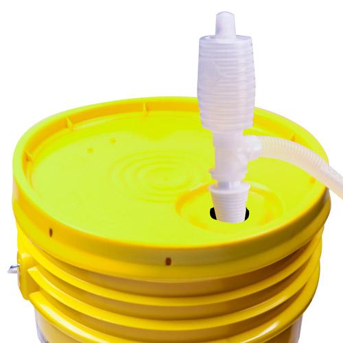 Polyethylene Siphon Pump for 5 Gallon Pails