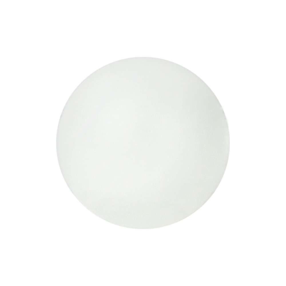 "1/4"" Polypropylene Solid Plastic Ball"