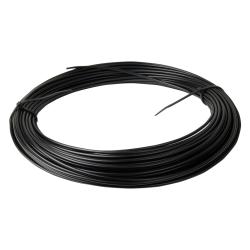 "5/32"" Black Marine Grade HDPE Welding Rod"