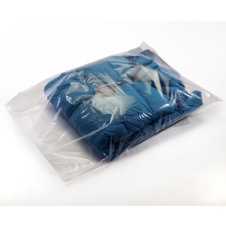 Flat Polyethylene Plastic Smart Tech Bags™
