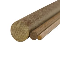 "1-1/4"" Grade CE Phenolic Rod"