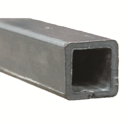 "2"" x 1/4"" Fibergrate Dynaform® Square Tube; Grey"