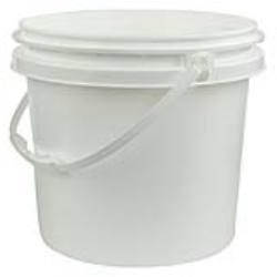 3 Gallon Buckets & Lids