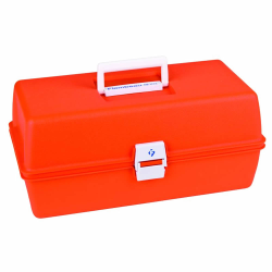 First Aid Case with 8 Compartments - 15