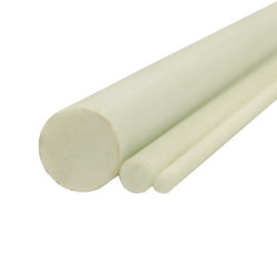 "1-3/8"" Grade G-7 Phenolic/Epoxy Rod"