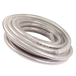 Nylobrade® Braid Reinforced Clear PVC Tubing