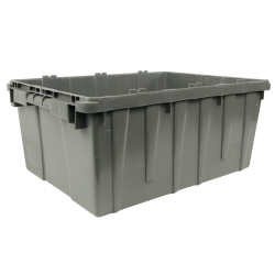 "Storage Container - 21"" L x 15"" W x 9-3/8"" H"