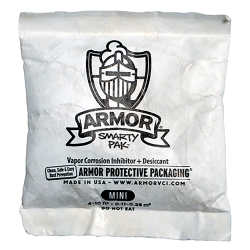 1 oz. ARMOR SHIELD™ Clay Tyvek® Desiccants - Bundle of 300