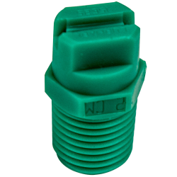 40° Emerald Green PVDF Spray Nozzle -15