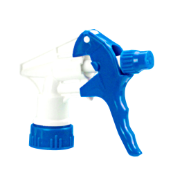 "28/400 Blue & White Model 250™ Sprayer with 8"" Dip Tube"