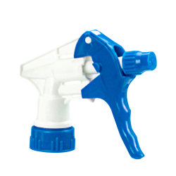 "28/400 Blue & White Model 250™ Sprayer with 9-1/4"" Dip Tube"