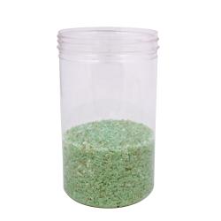 Clear PET Round Jars