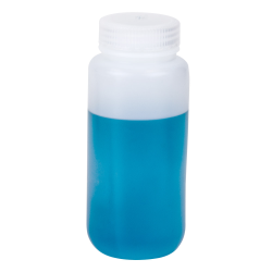 16 oz./500mL Nalgene™ Wide Mouth Economy Bottle w/53mm Cap