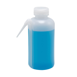 16 oz./500mL Nalgene™ Wide-Mouth Unitary™ Wash Bottles with 38mm Cap