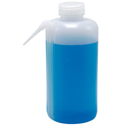 32 oz./1000mL Nalgene™ Wide-Mouth Unitary™ Wash Bottles with 43mm Cap