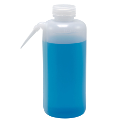 24 oz./750mL Nalgene™ Wide-Mouth Unitary™ Wash Bottles with 38mm Cap