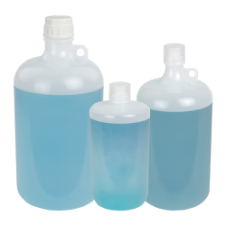 Thermo Scientific™ Nalgene™ Large Lab Quality Narrow Mouth LDPE Bottles